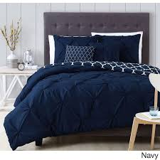 bright and modern solid blue comforter sets ideas to sew navy white bedding lostcoastshuttle set with regard prepare 19