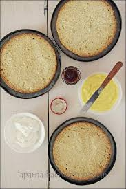An Eggless Prinsesstårta Swedish Princess Cake Daring Bakers