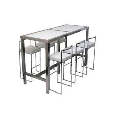 bar table and stools high bar table and stools bar table set in