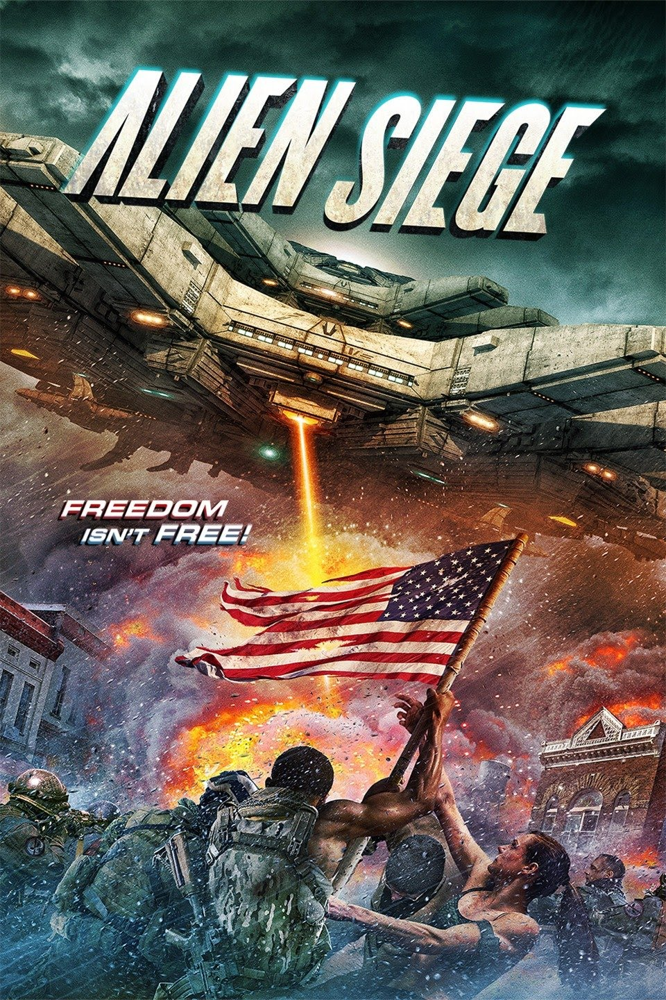 Download Alien Siege (2018) Dual Audio {Hindi-English} 480p | 720p