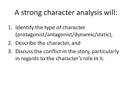 character analysis essay ppt video online character character analysis essay ppt video online