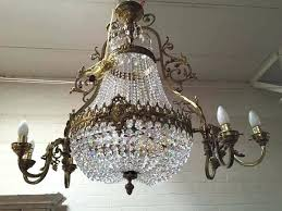bronze crystal chandelier french empire crystal chandelier bronze crystal chandelier regina olive bronze 19 wide crystal