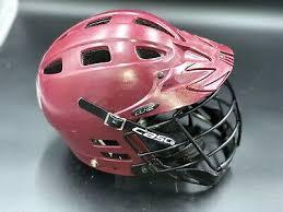Protective Gear Lacrosse Helmet Size Medium