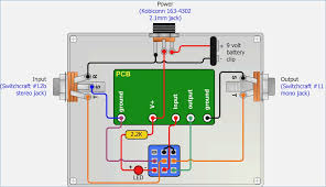 true bypass looper wiring diagram fasett info stompboxed the guitar pedal builders repository switch effect