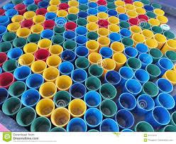 Plastic Pipe Design Colorful Pvc Plastic Pipe Cut Stock Image Image Of Bright