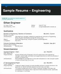 40 Inspirational Resume For Fresher In Computer Science Resume Magnificent Computer Science Student Resume