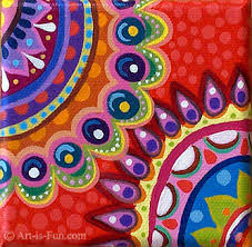 Paint Patterns Classy Patterns In Art How To Add Abstract Patterns To Your Artwork Art
