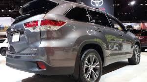 2016 Toyota Highlander XLE Exterior Walkaround Price Site Toyota ...
