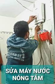 Dịch vụ sửa chữa máy nước nóng lạnh ở quận 2 uy tín
