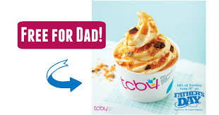 tcby coupon free waffle cone printable coupon