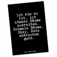Postkarte Motivation Spruch Motivationsspruch Geschenk Freundin