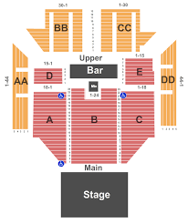 Oklahoma Broadway Seating Chart The Criterion Seating Chart Oklahoma City