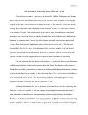 the inhabited w vanessa barela english essay the 4 pages literature titus andronicus