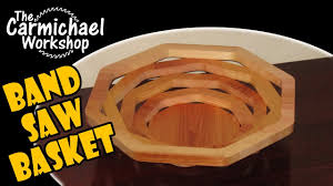 bandsaw projects for beginners. create a bandsaw bowl or basket out of wood projects for beginners g