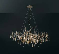 oval chandeliers for dining room integrated bijout chandelier oval