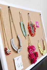 Diy Jewelry Holder Diy Jewelry Holder The Happy Flammily