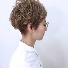 広がりやすい髪質でもできるおしゃれショート 埼玉県 熊谷市の美容室