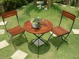 nice bistro settings outdoor furniture marine wooden garden furniture bistro set outdoor furniture