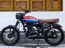 modified royal enfield bikes archives