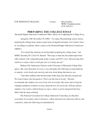 College Admission Essay Format For College Admission Essays How To Write Personal
