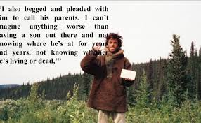 Into The Wild Quotes Impressive Quotes From Into The Wild Mr Quotes