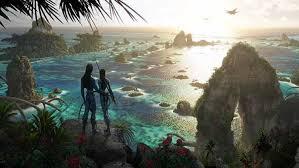 Nuevas imágenes de Avatar 2 que presentan más lugares de Pandora