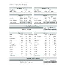 Household Budget Template Printable Weekly Excel Free Templates Home ...