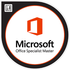 Badge Office Microsoft Office Master 2016 Acclaim