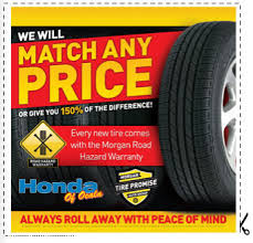 Discount Tire Lug Nut Torque Chart Discount Tire Program For Honda Autos In Ocala Fl Honda