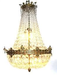 french empire crystal chandelier antique french empire crystal chandelier french empire crystal chandelier chandeliers french crystal