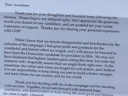 What Hillary Clinton Taught Me About Writing Thank You Notes Quartzy