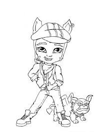 Small Picture Clawd Wolf Monster High Coloring Page Clawd Wolf Coloring Clawd