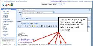 work email signatures best email signatures slim image