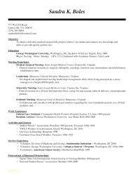 Nurses Resume Templates Free Registered Nurse Resume Templates With