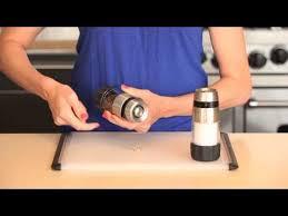 oxo good grips pepper grinder.  Grips OXO Good Grips Salt U0026 Pepper Grinders In Oxo Grips Grinder O