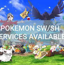 Pokemon sword and shield Ultra... - PokeTrading Services PH