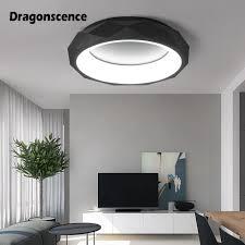 Kopen Goedkoop Dragonscence Moderne Plafond Verlichting Wit Zwart