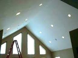 recessed lighting to pendant. Vaulted Ceiling Recessed Lighting Pendant Lights For Ceilings To R