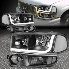 GMC Sierra Headlights | eBay