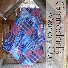 Pieces by Polly: Granddad's Memory Quilts & Granddad's Memory Quilts Adamdwight.com