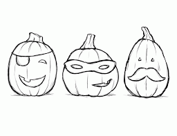Small Picture Printable Pumpkin Coloring Home