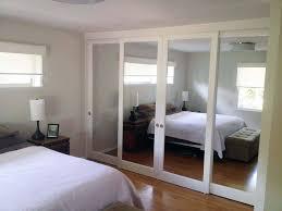 mirrored sliding closet doors. Image Of: Beveled Mirror Sliding Closet Doors Mirrored
