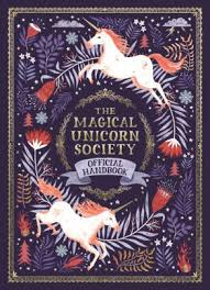 kids books the magical unicorn society official handbook