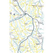 India Himalaya Map 3 Jammu Kashmir Leh Zanskar Markha Nubra Valley