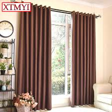 brown curtains for bedroom.  Brown Modern Blackout Window Curtains Drapes For Bedroom Living Room Kitchen Brown  Red Wine With Brown For U