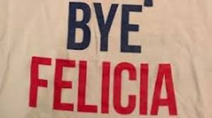 "MS school district bans senior shirt featuring ""Bye, Felicia"" and the names  of 3 dead students 
