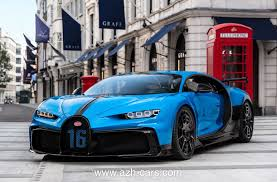 It is also the quickest car we've ever tested. 2021 Bugatti Chiron Pur Sport Azh Cars