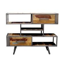 Tall Sideboard vintage industrial tall buffetsideboard shropshire design 4299 by xevi.us