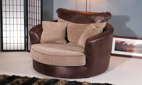 groupon goods global gmbh deal of the day groupon large round cuddler swivel chair