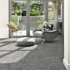 a shade of grey carpet for a bright summers day love everything about this x bedroomknockout carpet basement family room